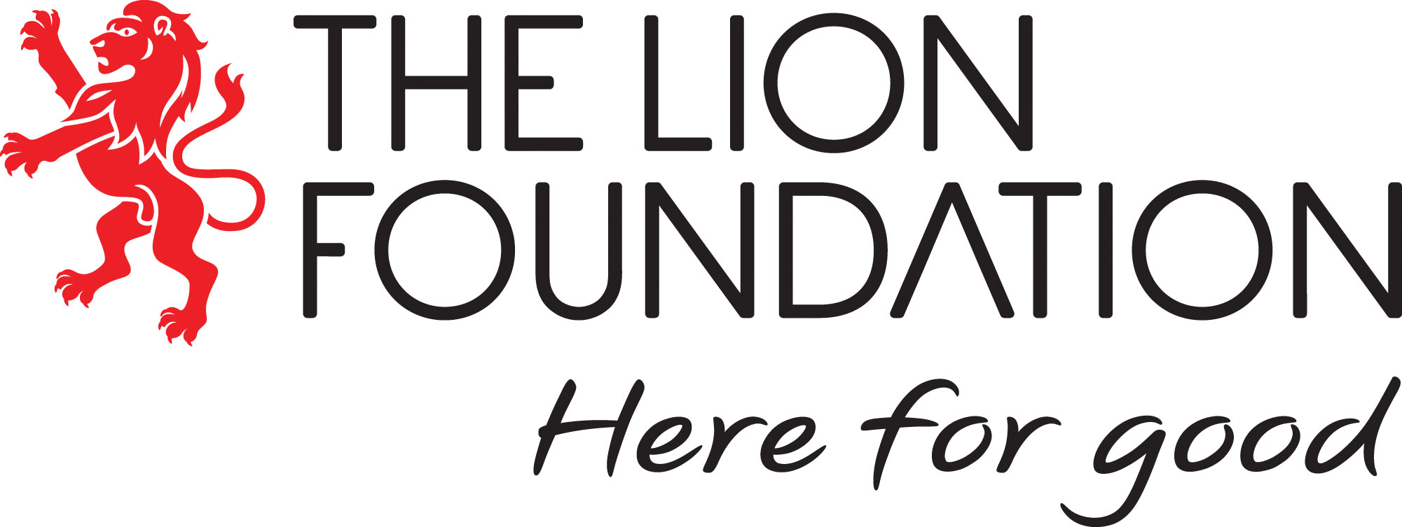 The Lion Foundation Logo