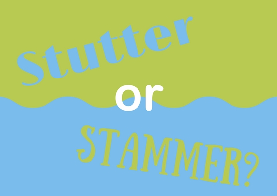 Stuttering vs stammering – what's the difference?