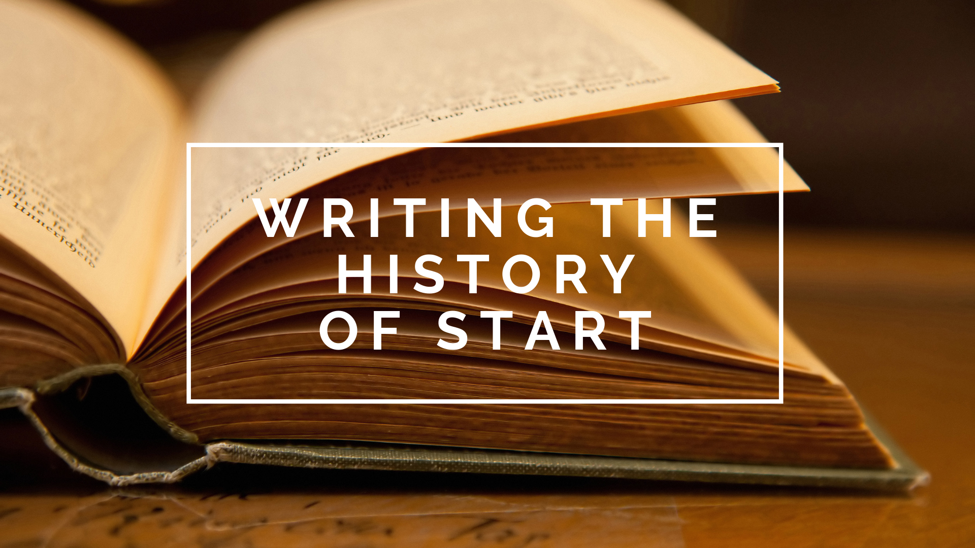 University and START combine to create an oral history of START