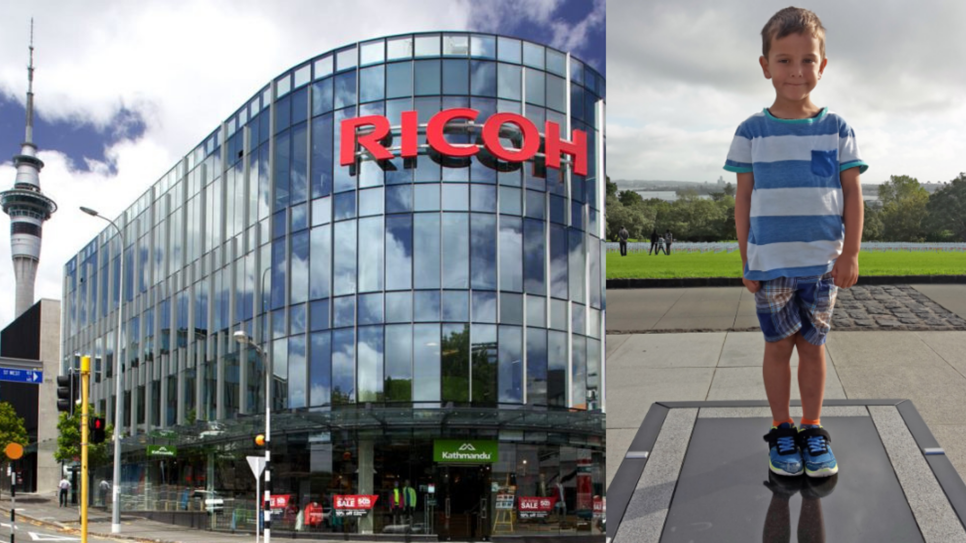 Ricoh – Helping kids achieve their best START