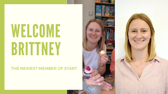 Welcome Brittney – the latest addition to our Speech Language Therapist team!