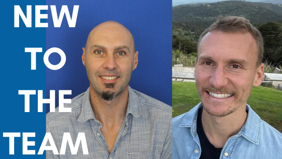 Welcome to John and Felix – our new team members